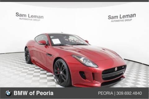2017 Jaguar F-TYPE for sale at BMW of Peoria in Peoria IL