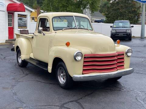 1953 Chevrolet 3100 for sale at Milford Automall Sales and Service in Bellingham MA