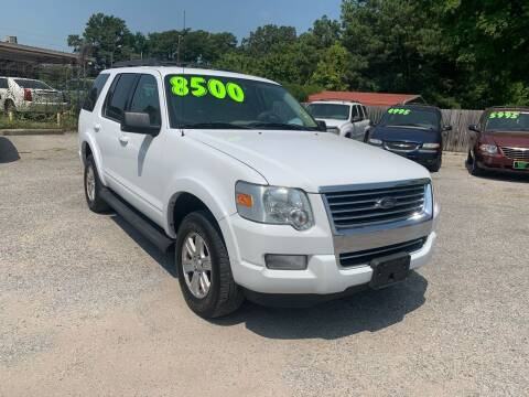 2009 Ford Explorer for sale at Super Wheels-N-Deals in Memphis TN