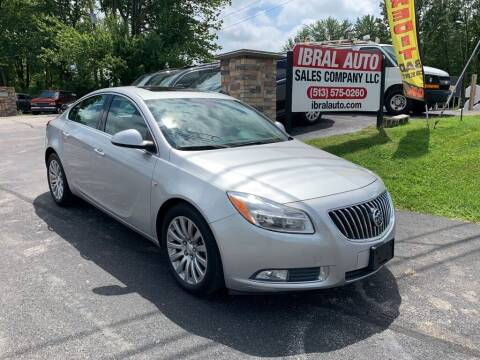 2011 Buick Regal for sale at Ibral Auto in Milford OH