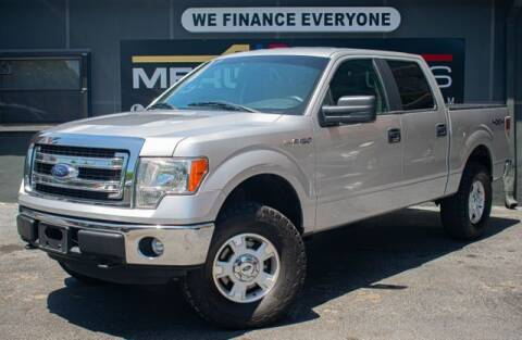 2014 Ford F-150 for sale at Meru Motors in Hollywood FL