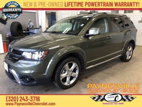 2017 Dodge Journey for sale at Paynesville Chevrolet - Buick in Paynesville MN