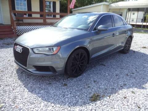 2015 Audi A3 for sale at PICAYUNE AUTO SALES in Picayune MS