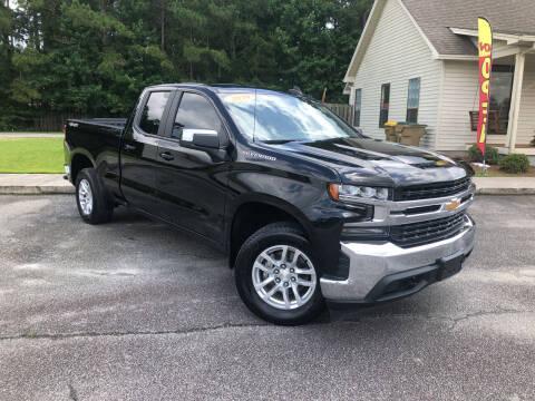 2020 Chevrolet Silverado 1500 for sale at J. MARTIN AUTO in Richmond Hill GA