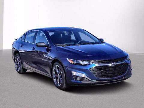 2019 Chevrolet Malibu for sale at Jimmys Car Deals in Livonia MI