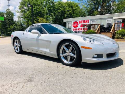 2013 Chevrolet Corvette for sale at BRYANT AUTO SALES in Bryant AR