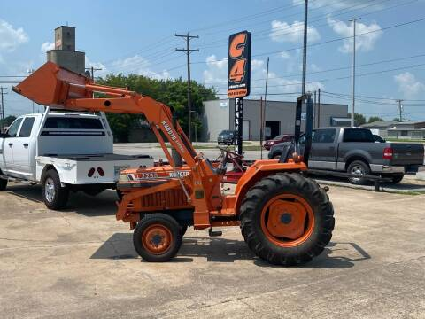 2000 Kubota L2250 for sale at C4 AUTO GROUP in Claremore OK