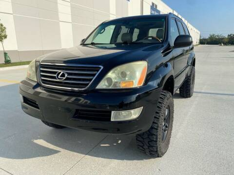 2003 Lexus GX 470 for sale at Quality Auto Sales And Service Inc in Westchester IL