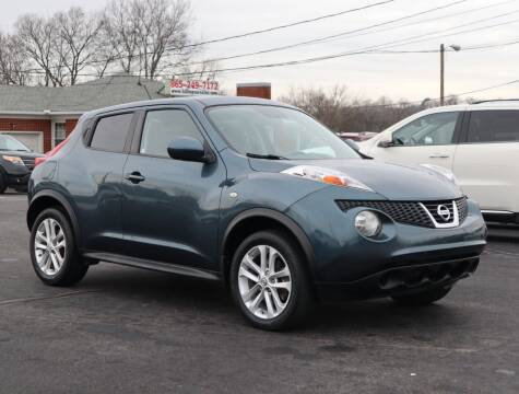 2011 Nissan JUKE for sale at Hilltop Car Sales in Knox TN