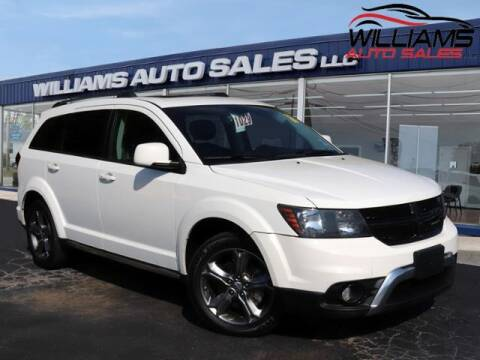 2016 Dodge Journey for sale at Williams Auto Sales, LLC in Cookeville TN