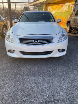 2013 Infiniti G37 Sedan for sale at E-Z Pay Used Cars in McAlester OK