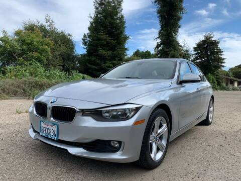 2014 BMW 3 Series for sale at Santa Barbara Auto Connection in Goleta CA