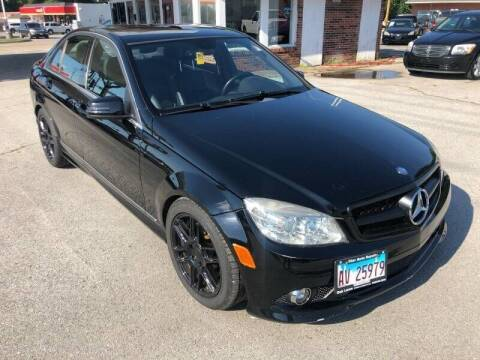 2010 Mercedes-Benz C-Class for sale at Auto Target in O'Fallon MO