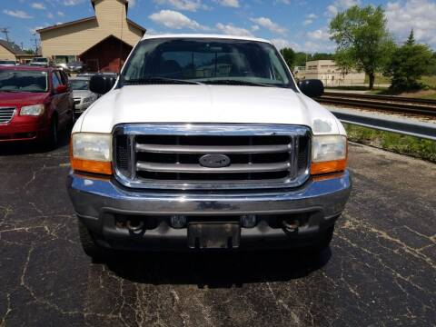 2001 Ford F-250 Super Duty for sale at Discovery Auto Sales in New Lenox IL