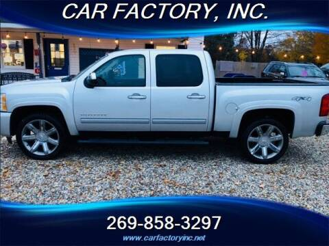 2010 Chevrolet Silverado 1500 for sale at Car Factory Inc. in Three Rivers MI