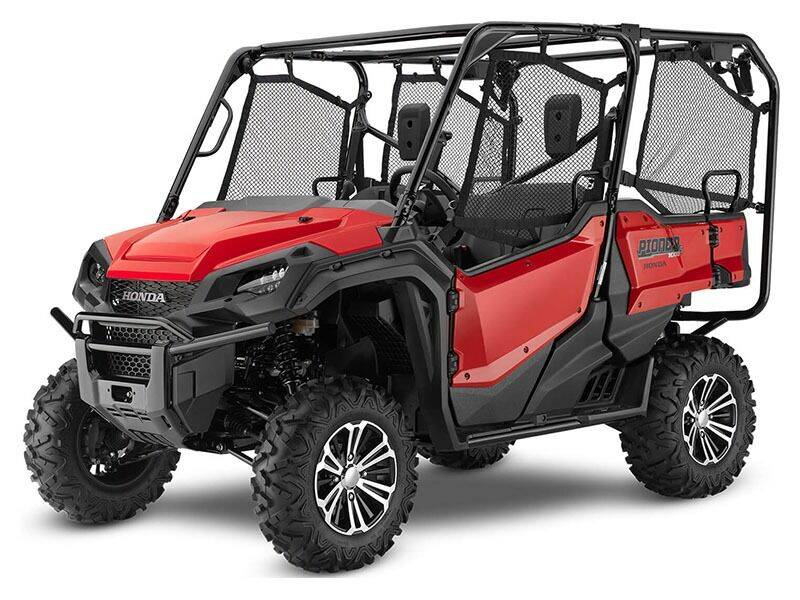 2021 Honda Pioneer 1000 Coming Soon for sale at Honda West in Dickinson ND