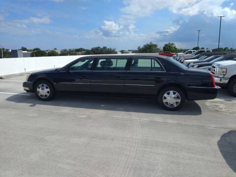 2008 Cadillac DTS Pro