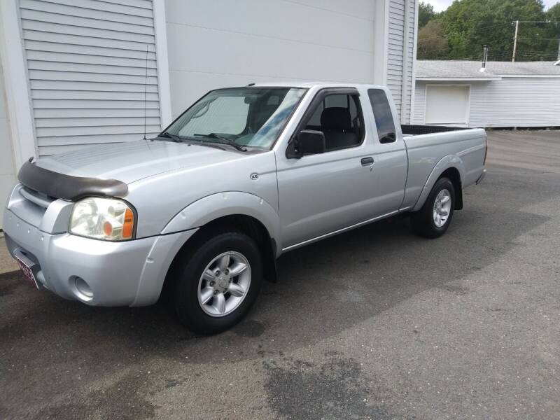 2002 Nissan Frontier for sale at Walts Auto Sales in Southwick MA