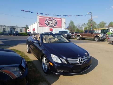 2011 Mercedes-Benz E-Class for sale at AUTOPLEX 528 LLC in Huntsville AL