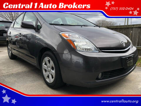 2008 Toyota Prius for sale at Central 1 Auto Brokers in Virginia Beach VA