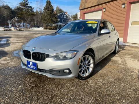 2016 BMW 3 Series for sale at Hornes Auto Sales LLC in Epping NH