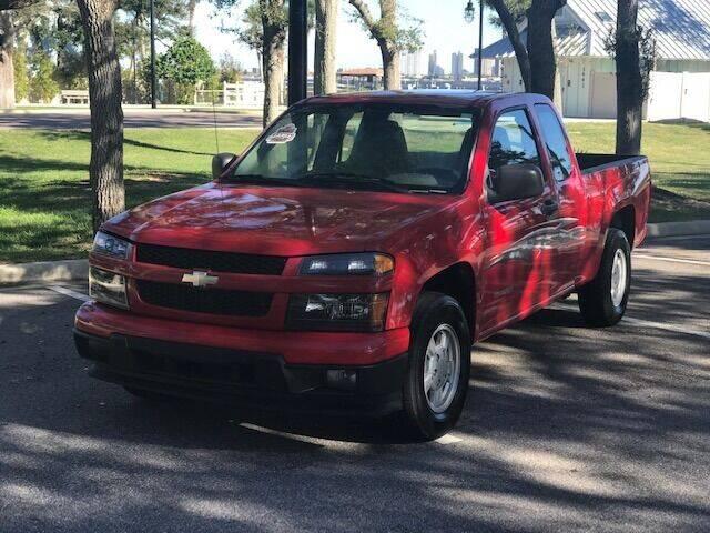 2005 Chevrolet Colorado for sale at Orlando Auto Sale in Port Orange FL