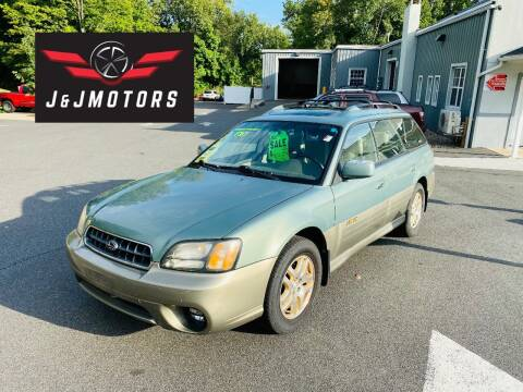 2003 Subaru Outback for sale at J & J MOTORS in New Milford CT