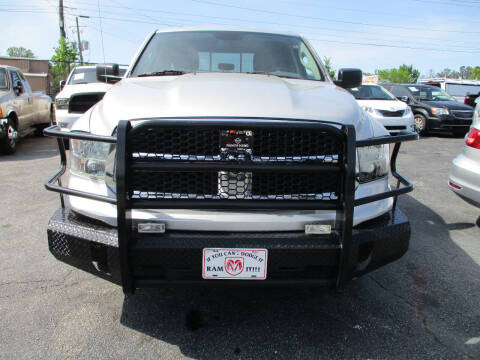 2013 RAM Ram Pickup 1500 for sale at LOS PAISANOS AUTO & TRUCK SALES LLC in Peachtree Corners GA