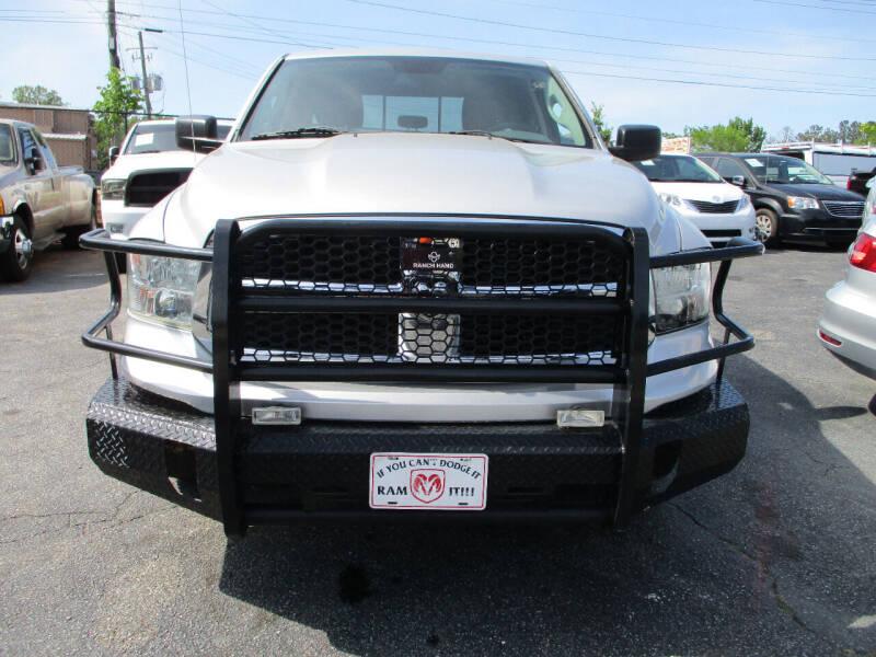 2013 RAM Ram Pickup 1500 for sale at LOS PAISANOS AUTO & TRUCK SALES LLC in Peachtree Corners GA