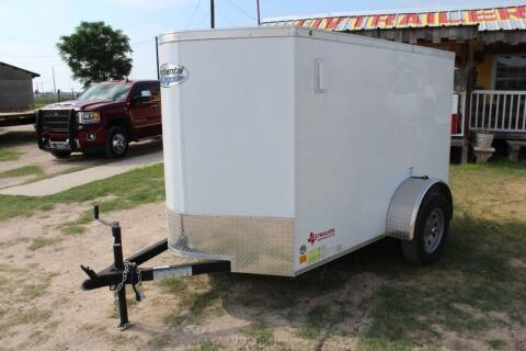 2019 Continental Cargo Enclose  for sale at J IV Trailers in Donna TX