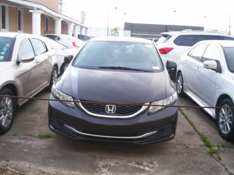 2013 Honda Civic for sale at Louisiana Imports in Baton Rouge LA
