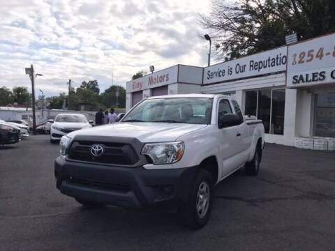 2015 Toyota Tacoma for sale at Bay Motors Inc in Baltimore MD