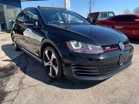 2015 Volkswagen Golf GTI for sale at Capital Motors in Raleigh NC