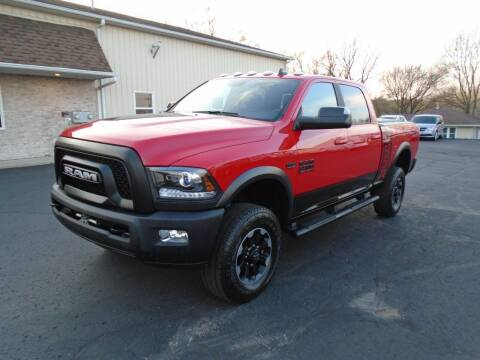 2017 RAM Ram Pickup 2500 for sale at Ritchie Auto Sales in Middlebury IN