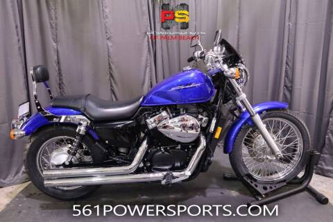 2012 Honda Shadow® RS for sale at Powersports of Palm Beach in Hollywood FL