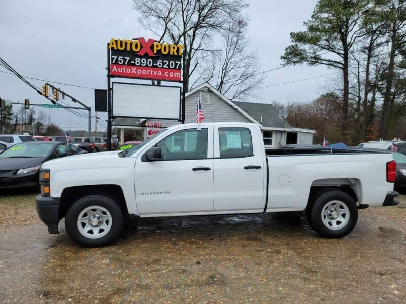 2015 Chevrolet Silverado 1500 for sale at Autoxport in Newport News VA