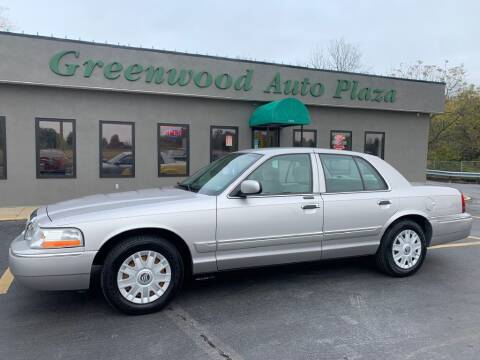 2005 Mercury Grand Marquis for sale at Greenwood Auto Plaza in Greenwood MO