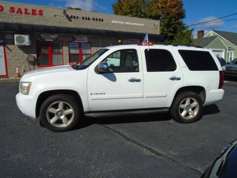 2007 Chevrolet Tahoe for sale at Gemini Auto Sales in Providence RI