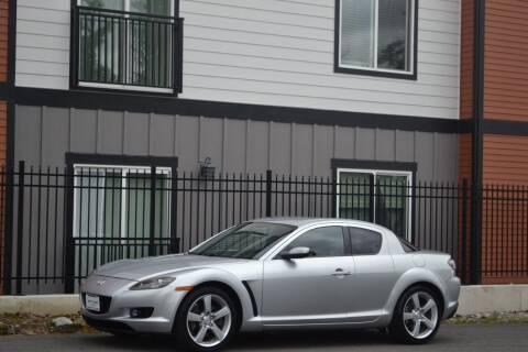 2004 Mazda RX-8 for sale at Skyline Motors Auto Sales in Tacoma WA
