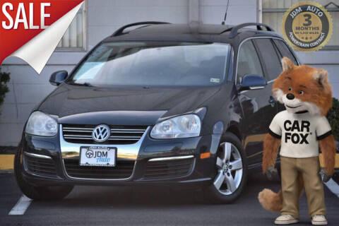 2009 Volkswagen Jetta for sale at JDM Auto in Fredericksburg VA