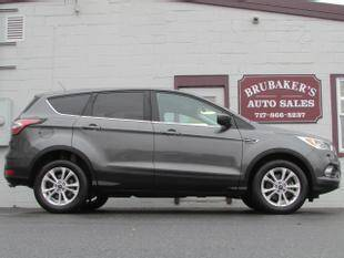 2017 Ford Escape for sale at Brubakers Auto Sales in Myerstown PA
