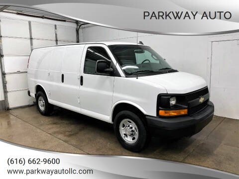 2016 Chevrolet Express Cargo for sale at PARKWAY AUTO in Hudsonville MI