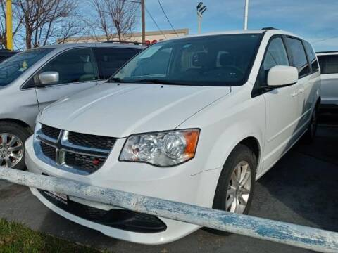 2015 Dodge Grand Caravan for sale at Auto Plaza in Irving TX