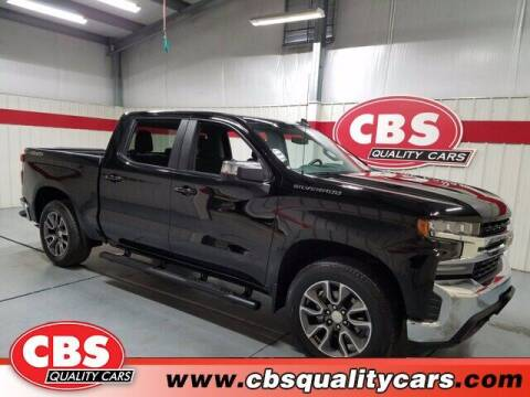 2020 Chevrolet Silverado 1500 for sale at CBS Quality Cars in Durham NC