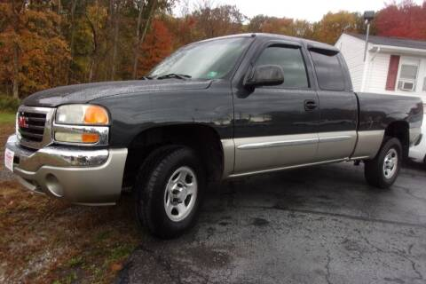 2003 GMC Sierra 1500 for sale at Dave Franek Automotive in Wantage NJ