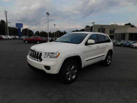 2011 Jeep Grand Cherokee for sale at Paniagua Auto Mall in Dalton GA