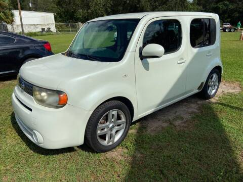 2009 Nissan cube for sale at Massey Auto Sales in Mulberry FL