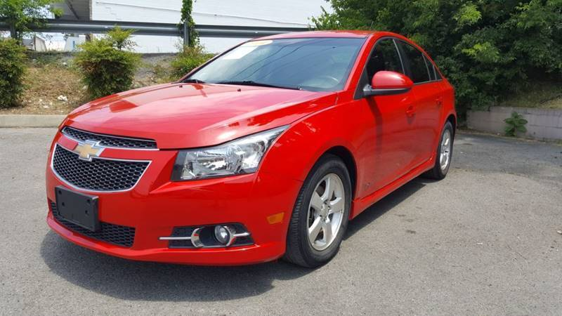2014 Chevrolet Cruze for sale at A & A IMPORTS OF TN in Madison TN