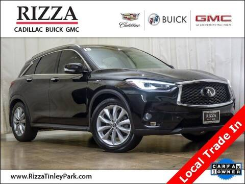 2019 Infiniti QX50 for sale at Rizza Buick GMC Cadillac in Tinley Park IL