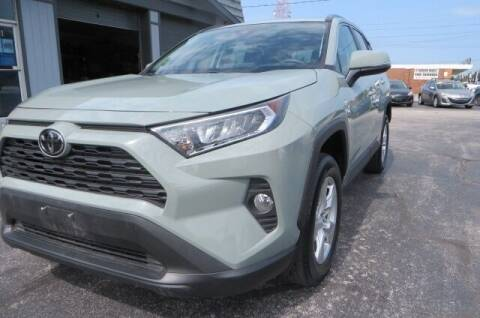 2020 Toyota RAV4 for sale at Eddie Auto Brokers in Willowick OH